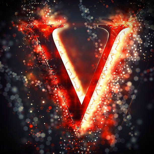 Latest V Name Dp Images wallpaper