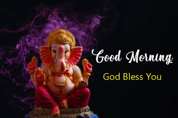 Latest ganesha good morning images 2021 download