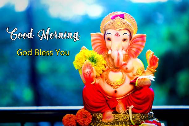 Latest ganesha good morning images photo download 2021