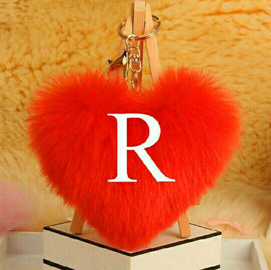 Lovely Stylish R Name Dp Images for boyfriend