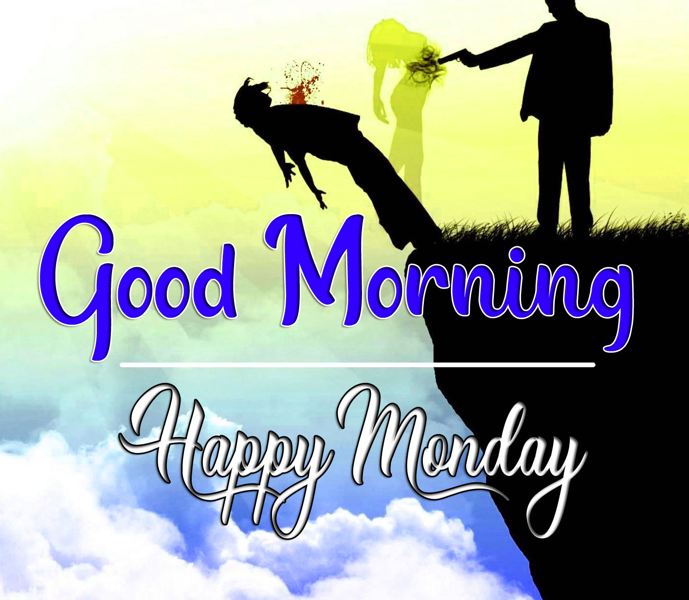 Lover HD Monday Good Morning Images 1