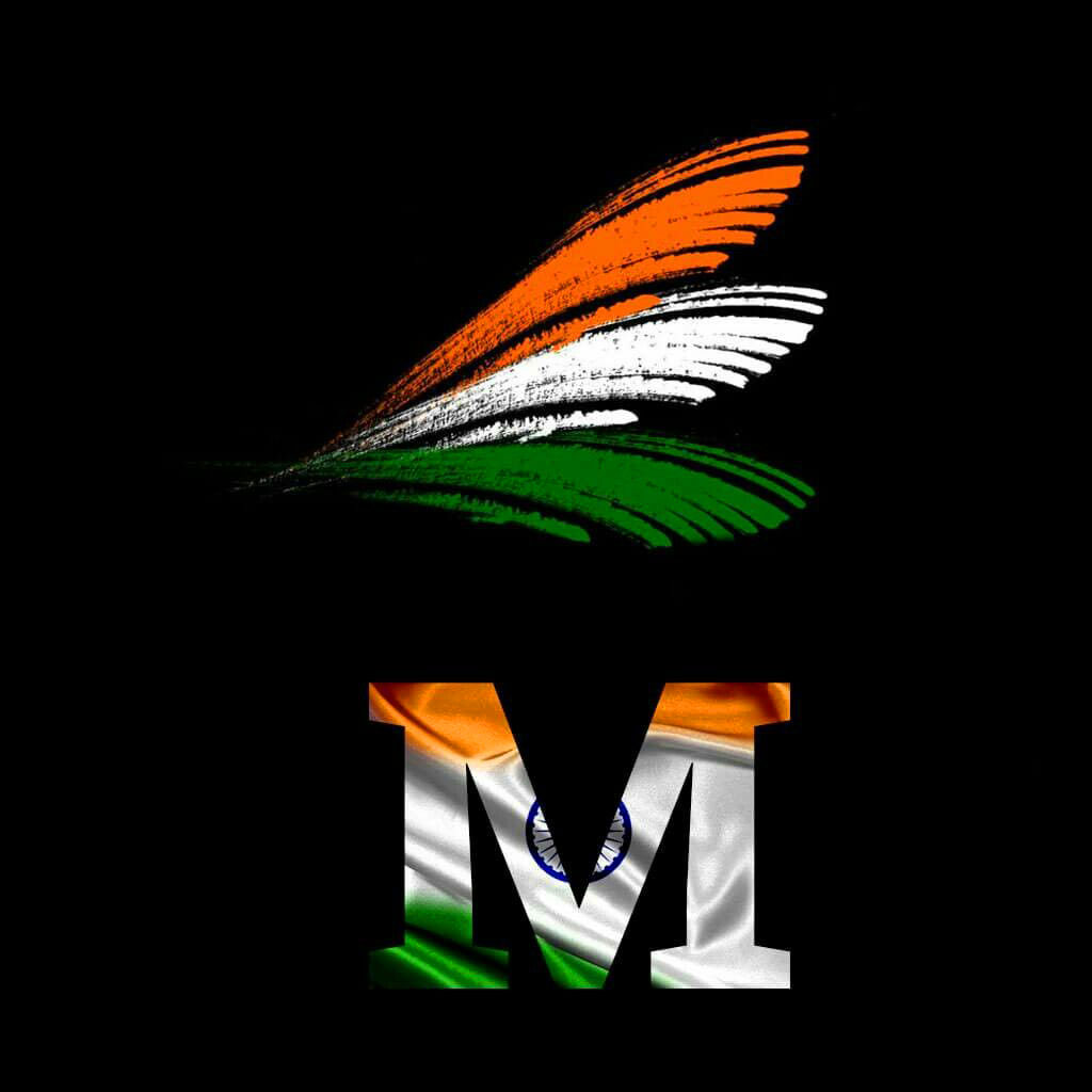 M Name Dp Images photo for hd