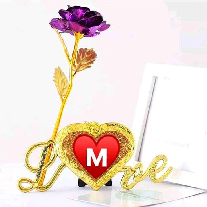 M Name Dp Images photo