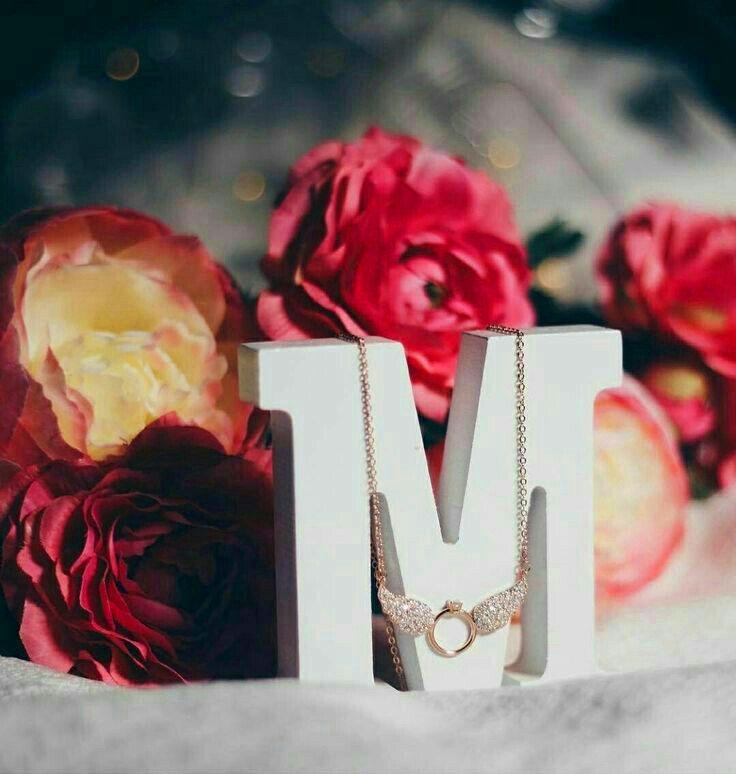 M Name Dp Images pics photo hd
