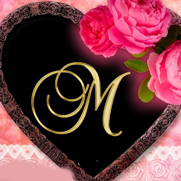 M Name Dp Images