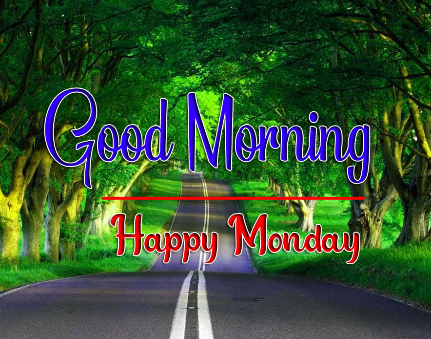 Monday Good Morning Images HD Download 1