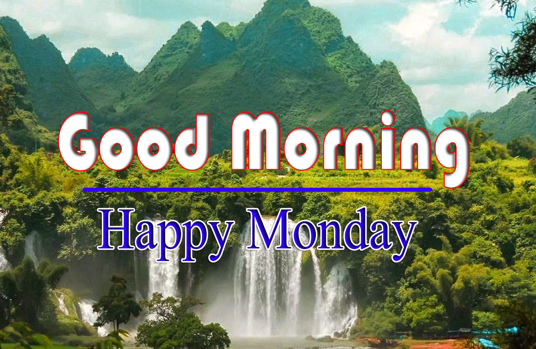 Monday Good Morning Images With Nature 1
