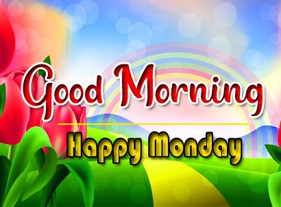Nature HD Monday Good Morning Images