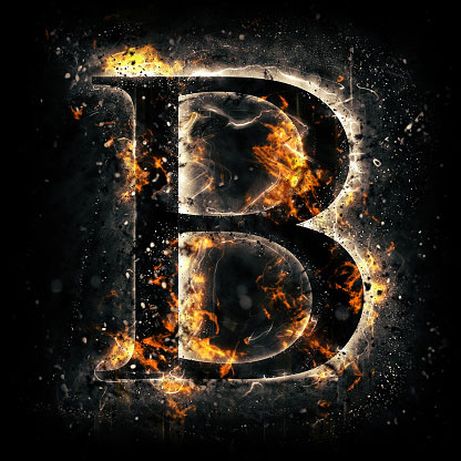 New B Name Dp Images photo hd download