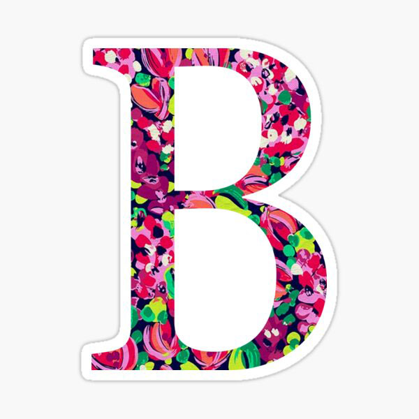 New B Name Dp Images pictures free hd
