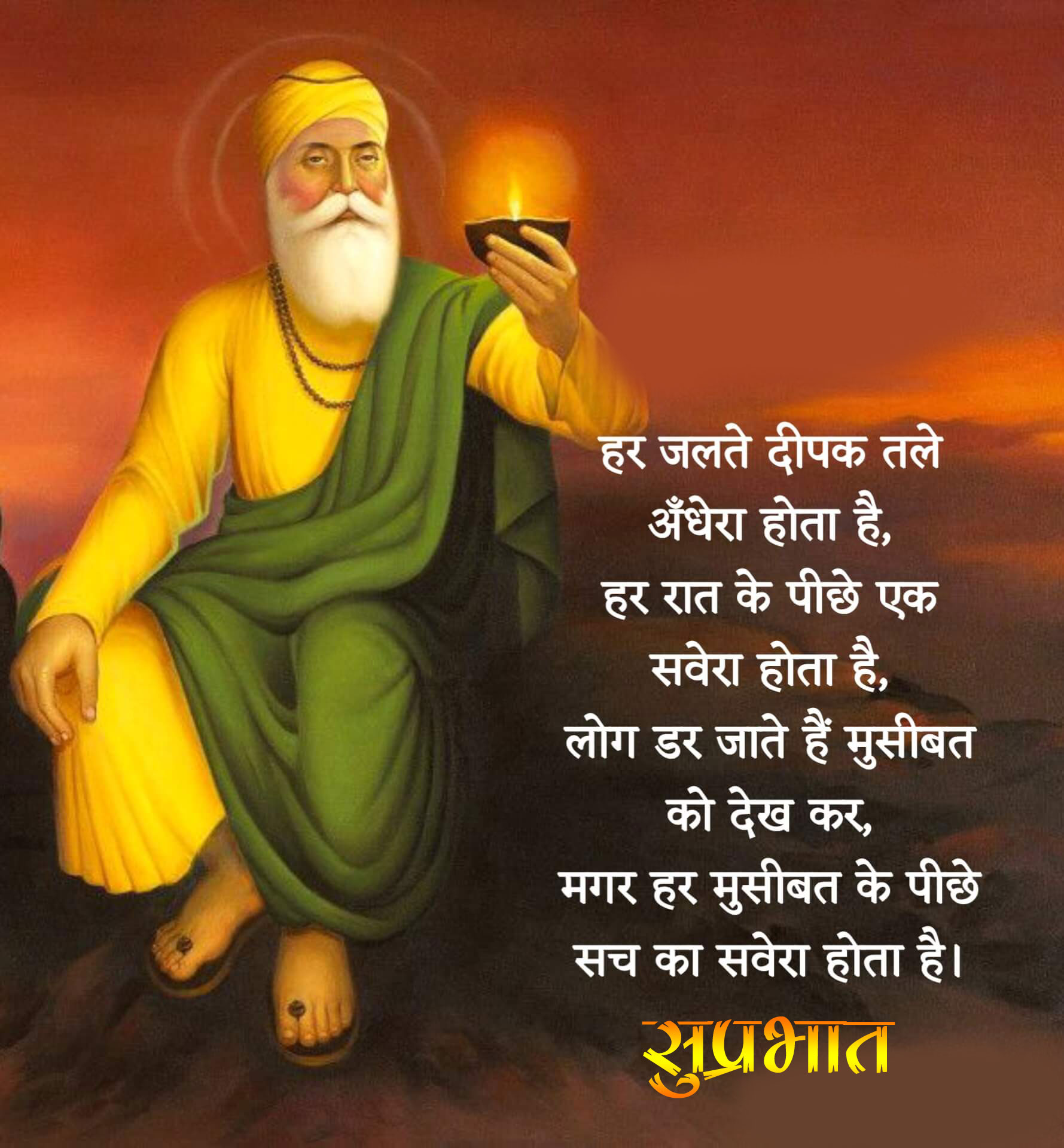 New Beautiful Suprabhat Images download