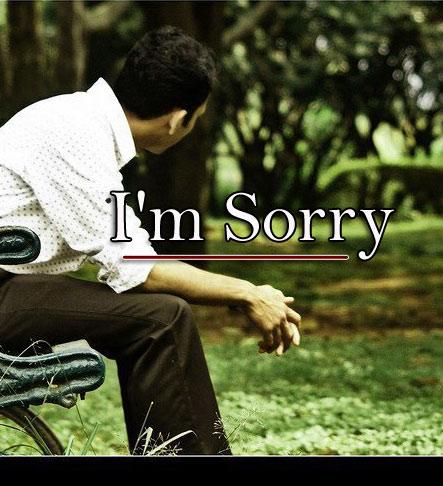New Free HD Sad l am sorry Images