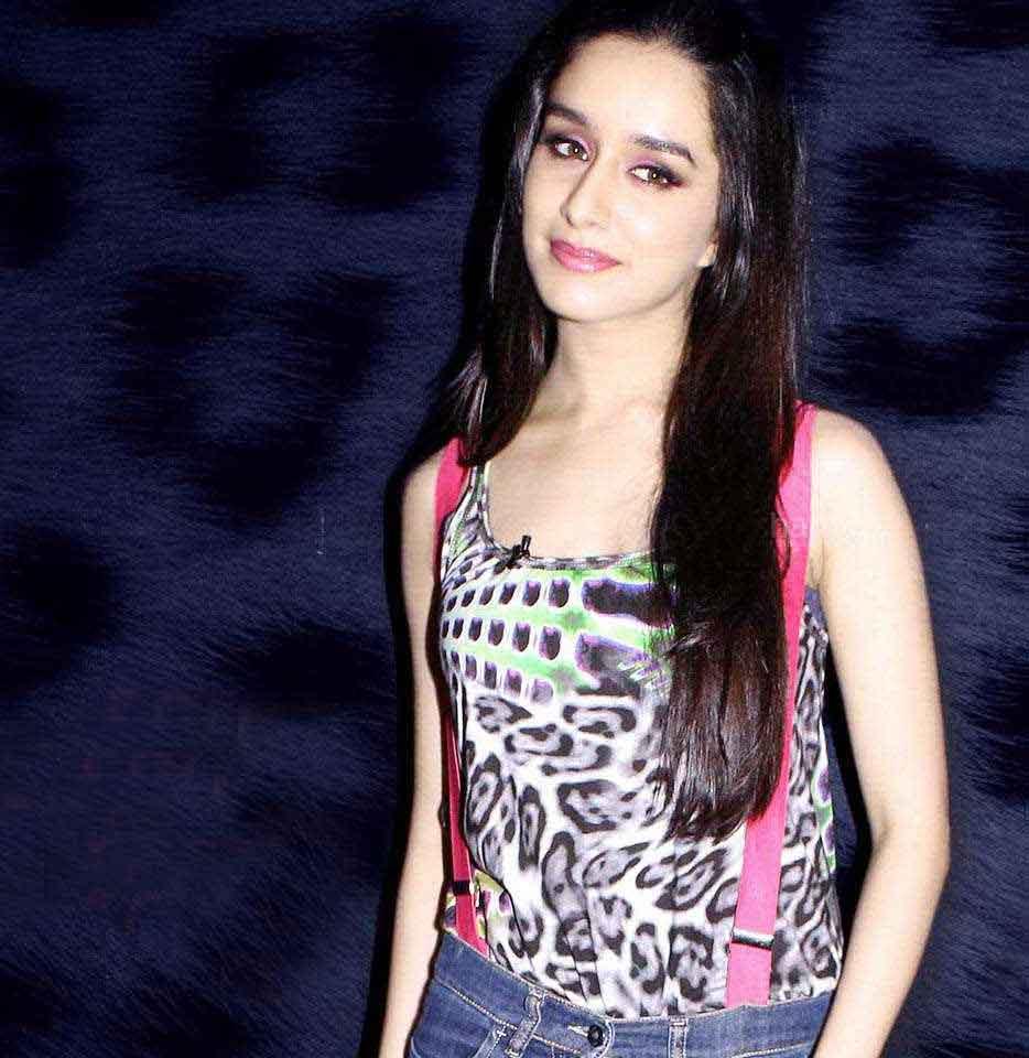 New Fresh Shraddha Kapoor Images 2