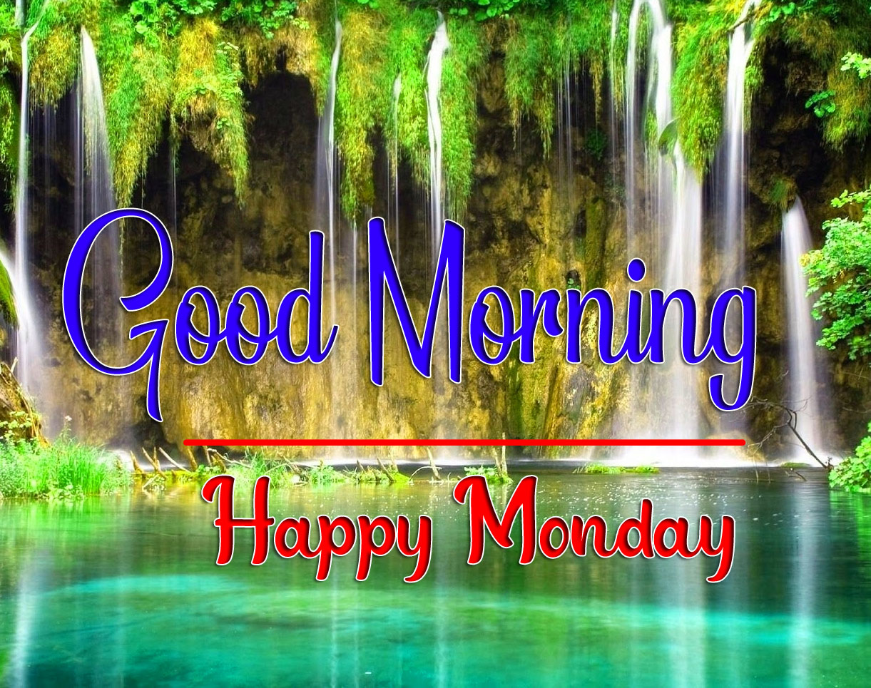 New HD Monday Good Morning Images Download