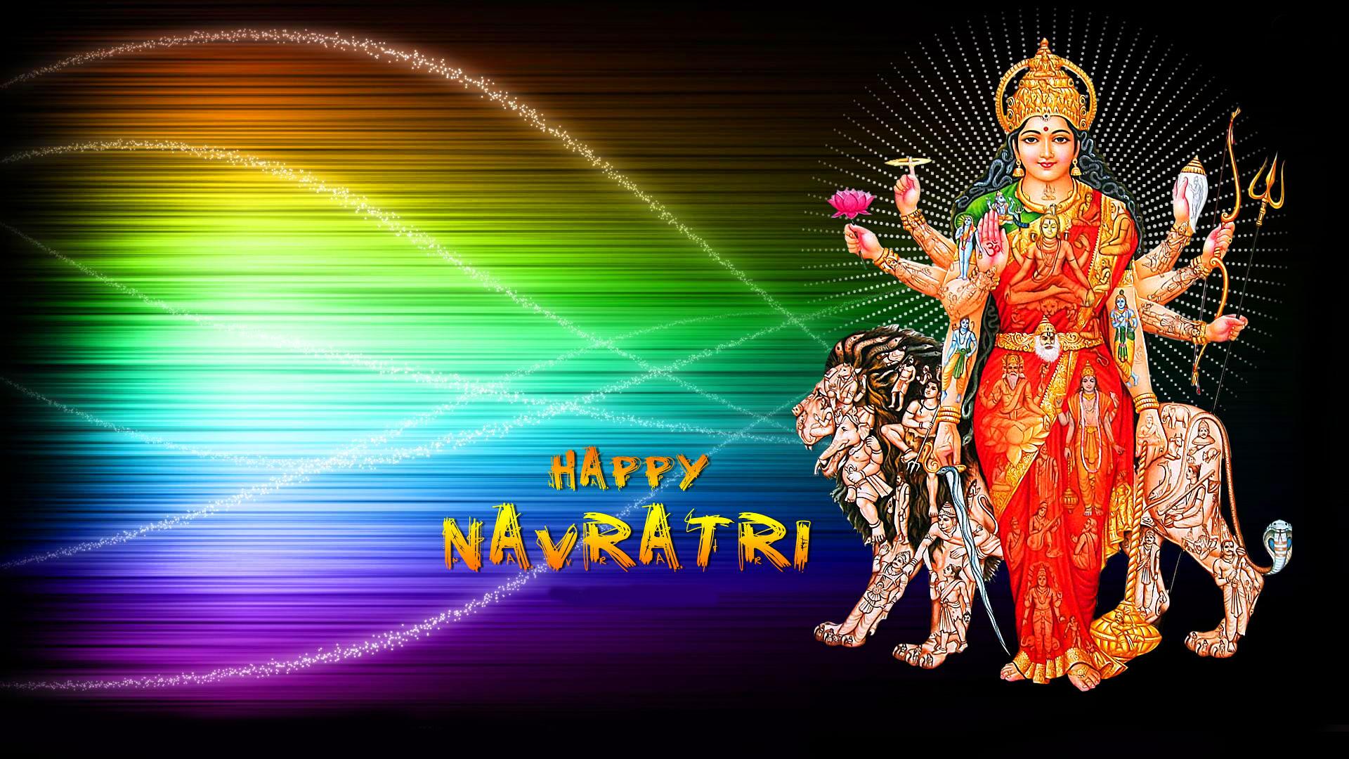 New Happy Navratri Images pics hd