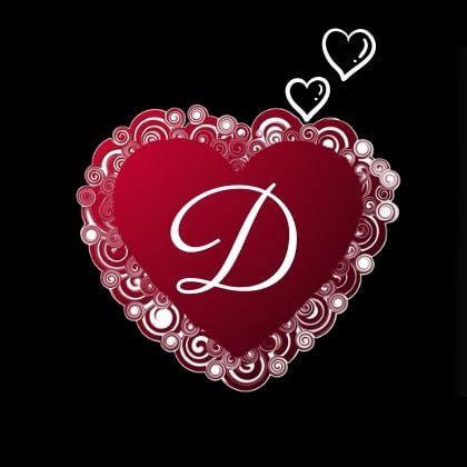 New Letter D Name Dp Photos