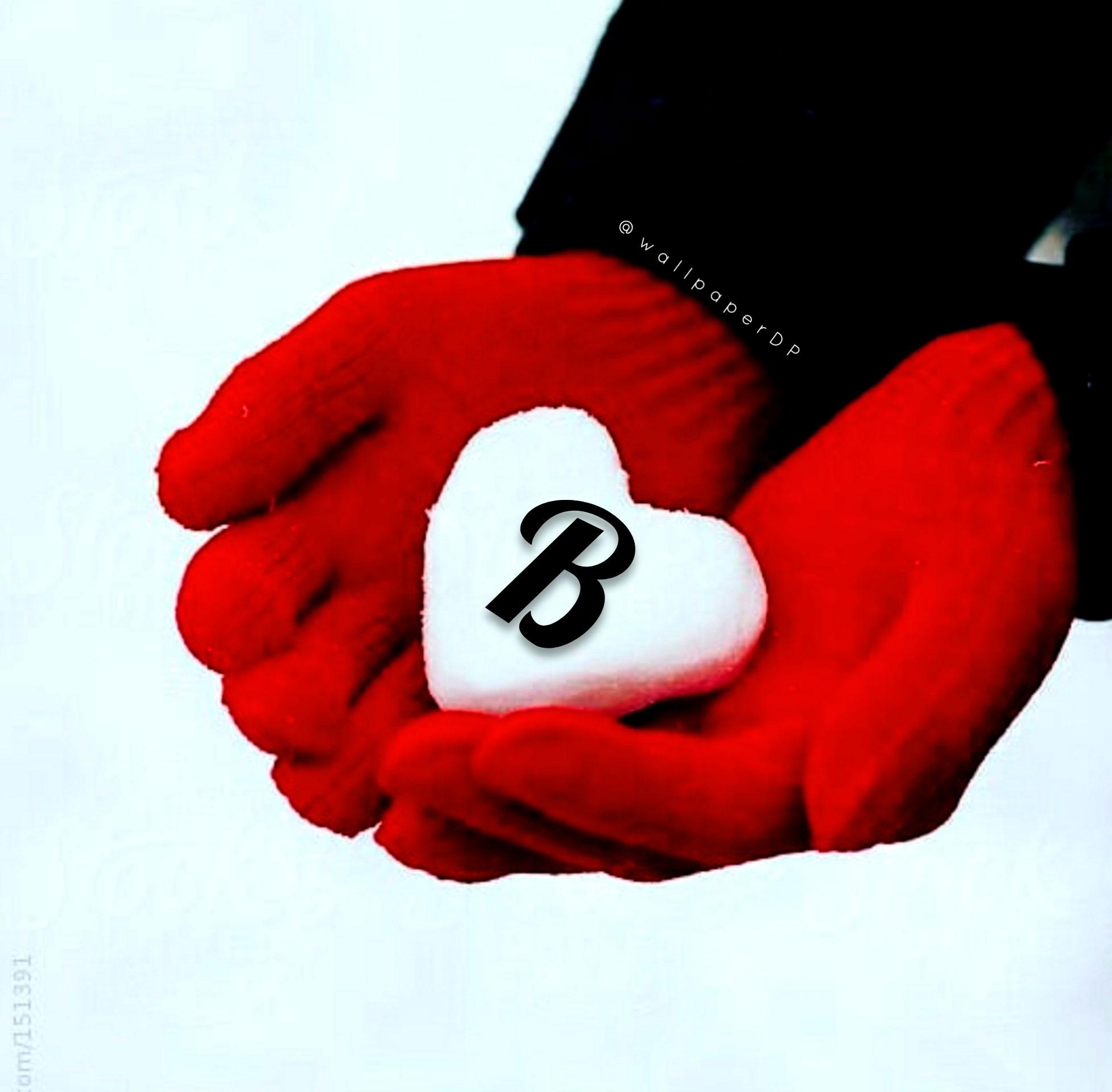 New Nice B Name Dp Images