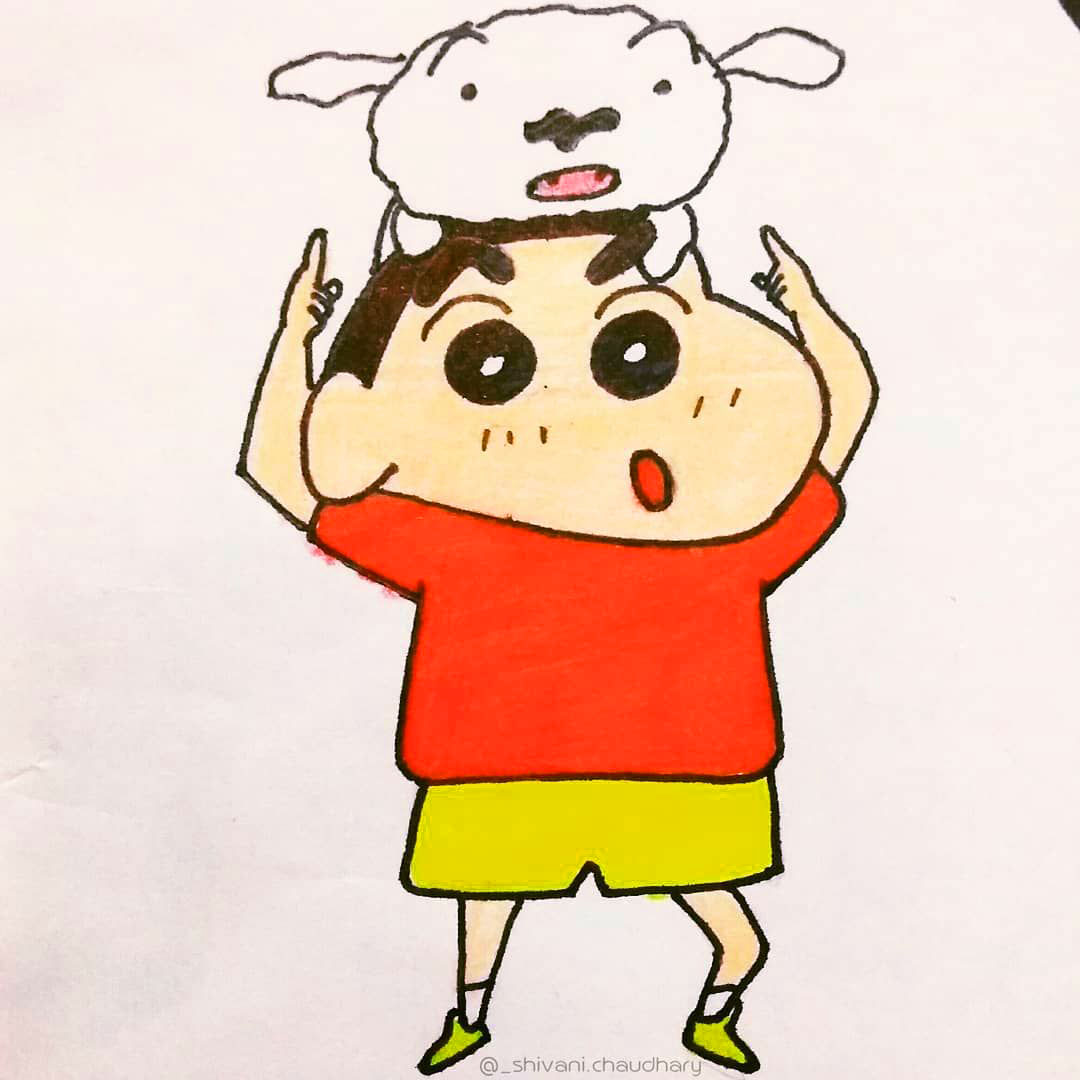 New Shinchan Images wallpaper photo hd 2