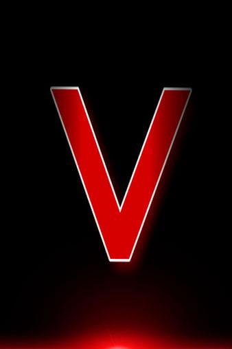 New V Name Dp Images for download