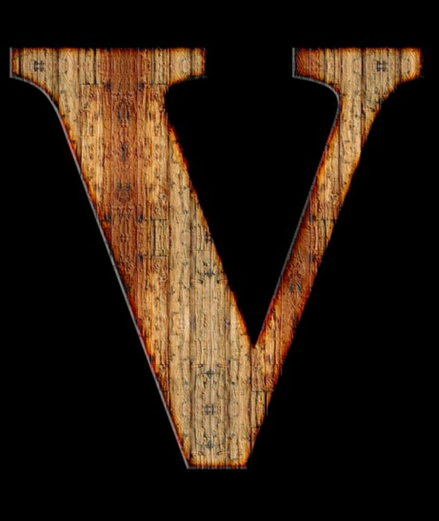 New V Name Dp Images photo for download
