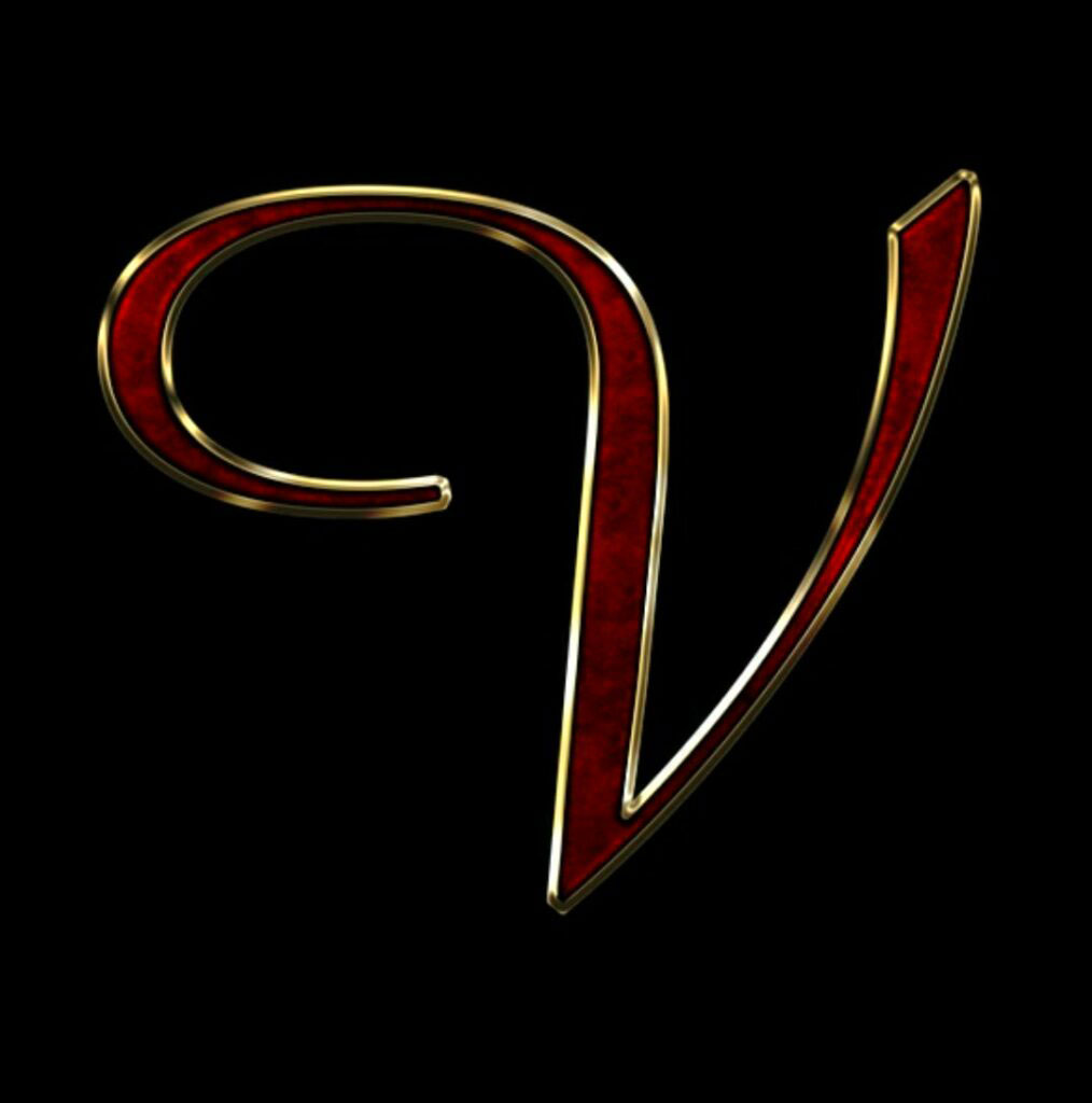 New V Name Dp Images pictures photo hd