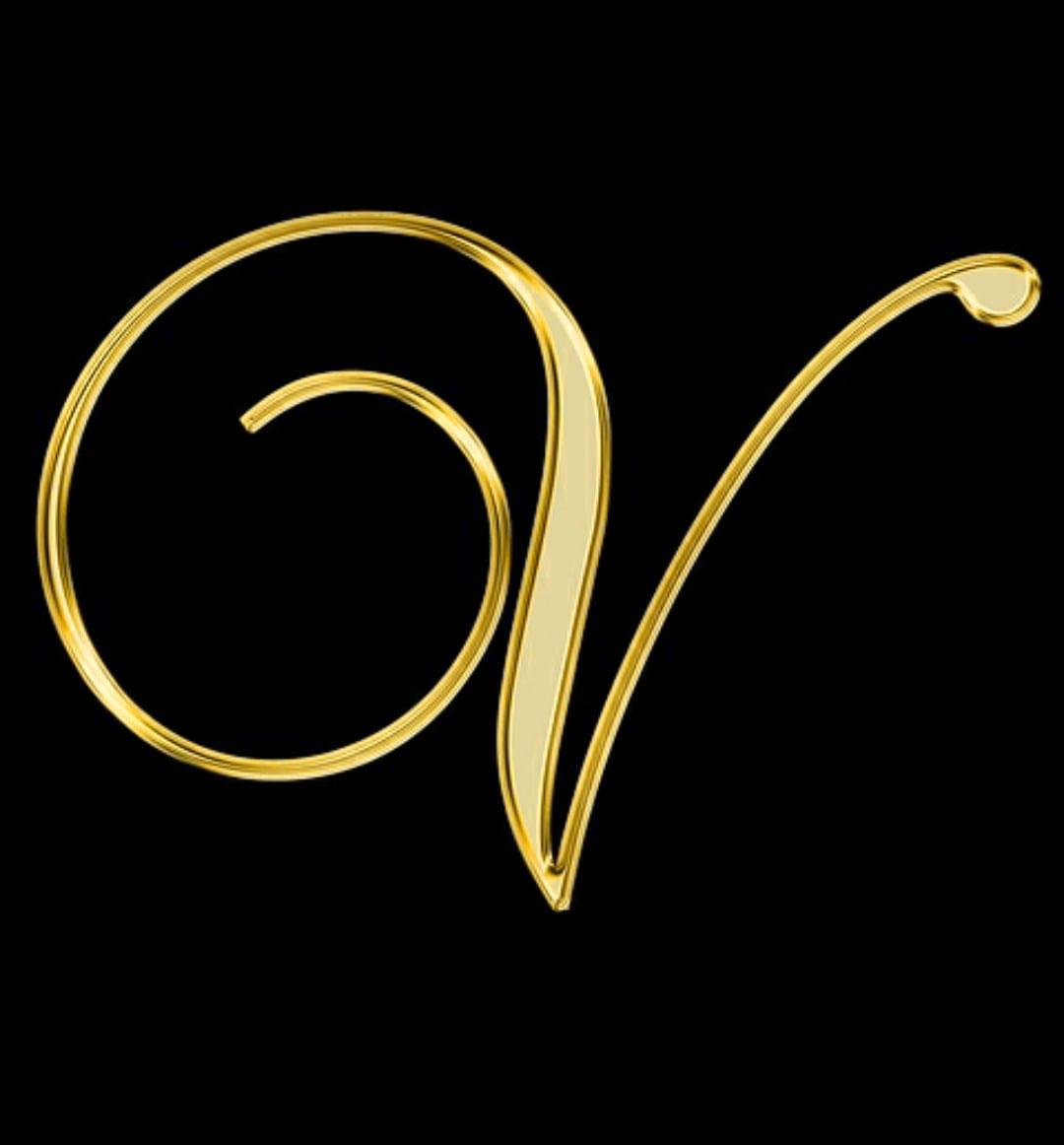 New V Name Dp Images wallpaper photo for download