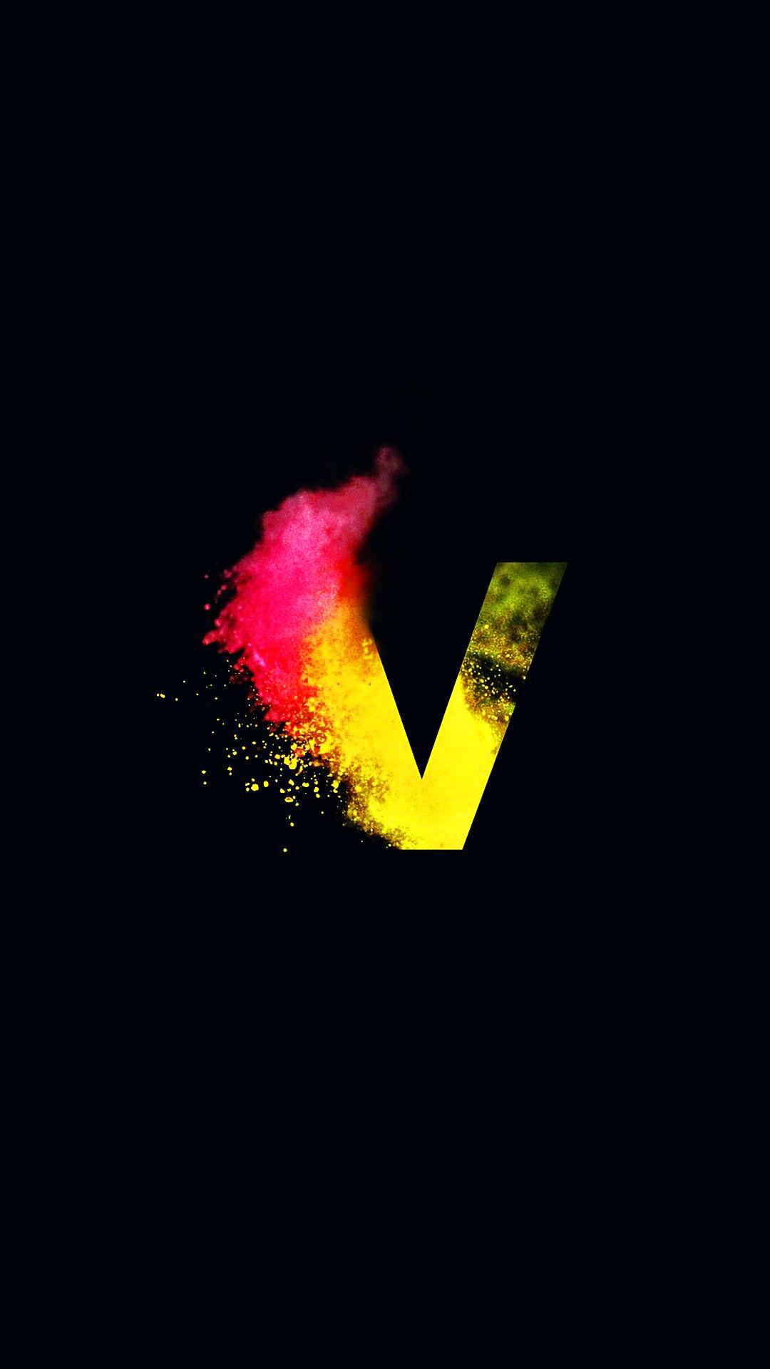 New V Name Dp Images