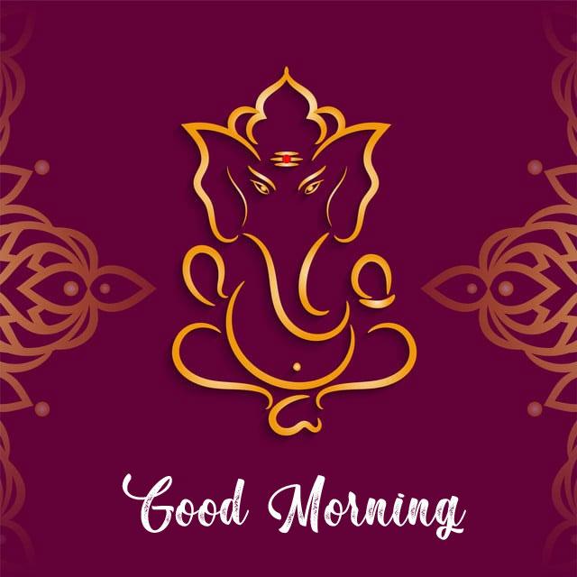 New ganesha good morning images download