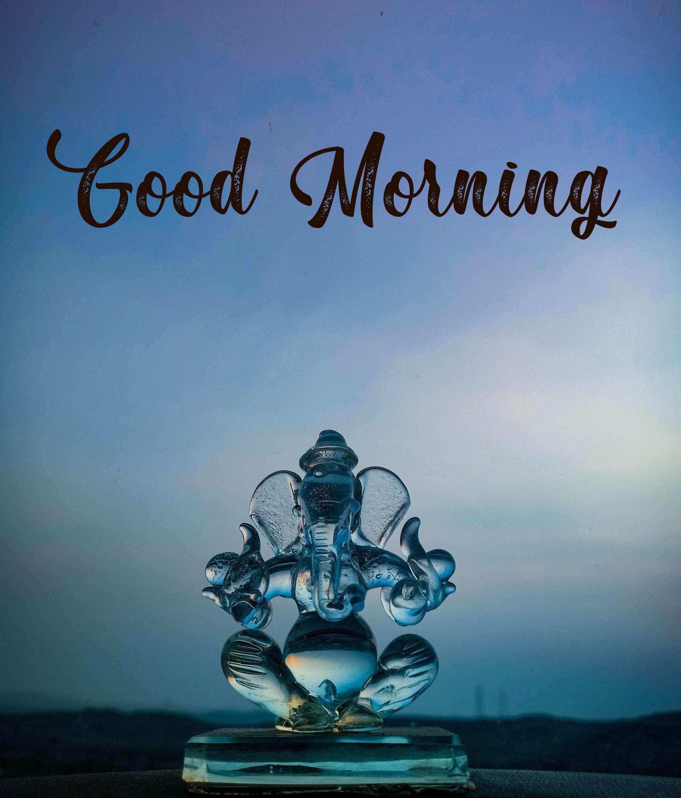 New ganesha good morning images pics download