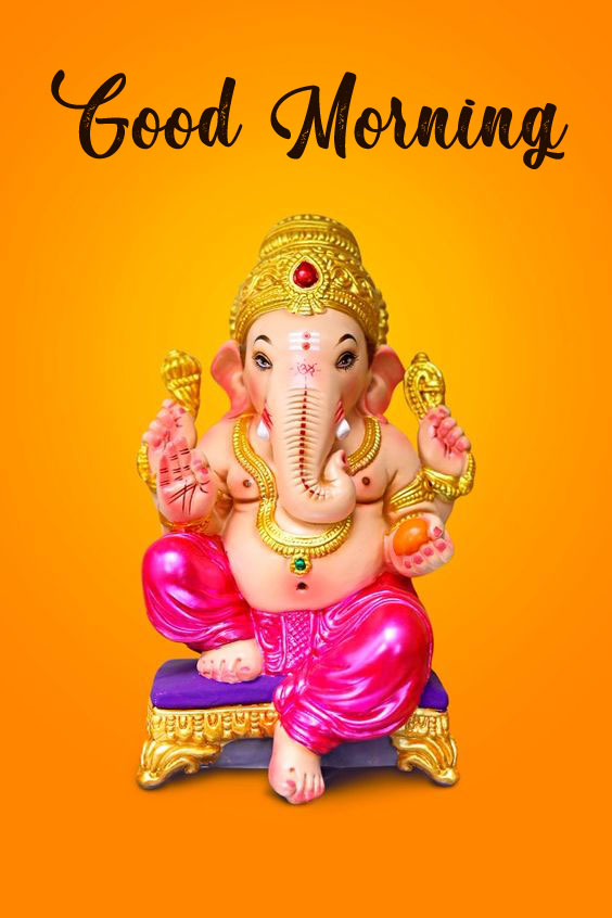 New ganesha good morning images pictures free hd 2021