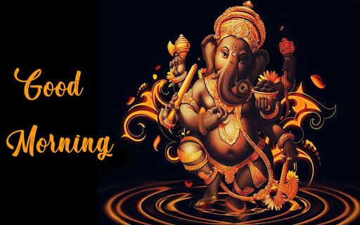New ganesha good morning images pictures photo 2021