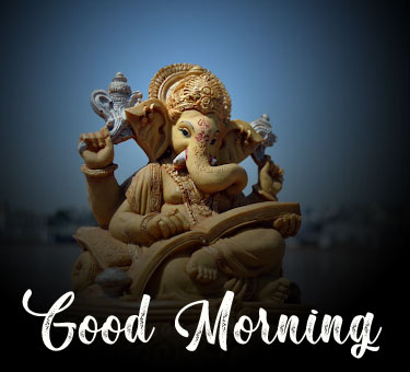 New ganesha good morning images pictures photo