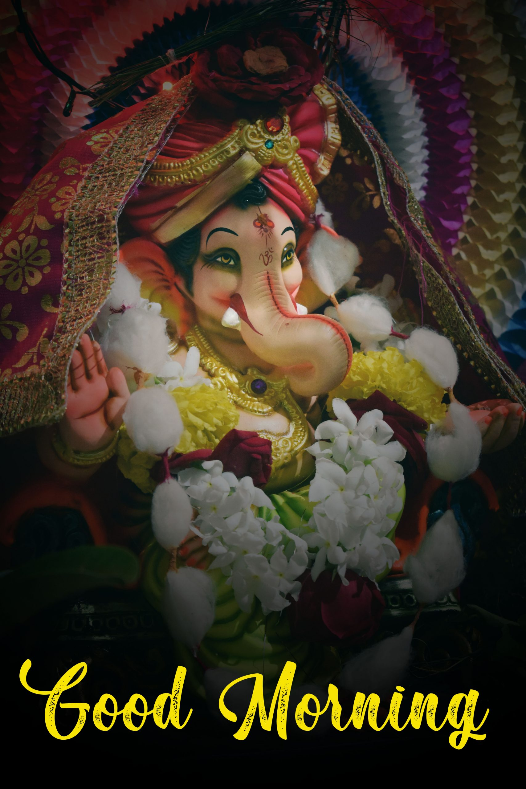 New ganesha good morning images pictures pics hd