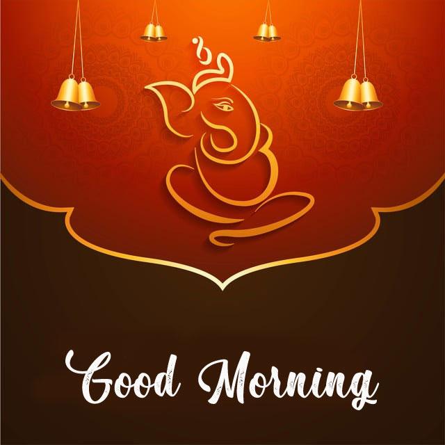 New ganesha good morning images wallpaper pics hd