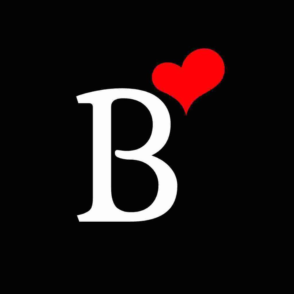 Nice B Name Dp Images pics download