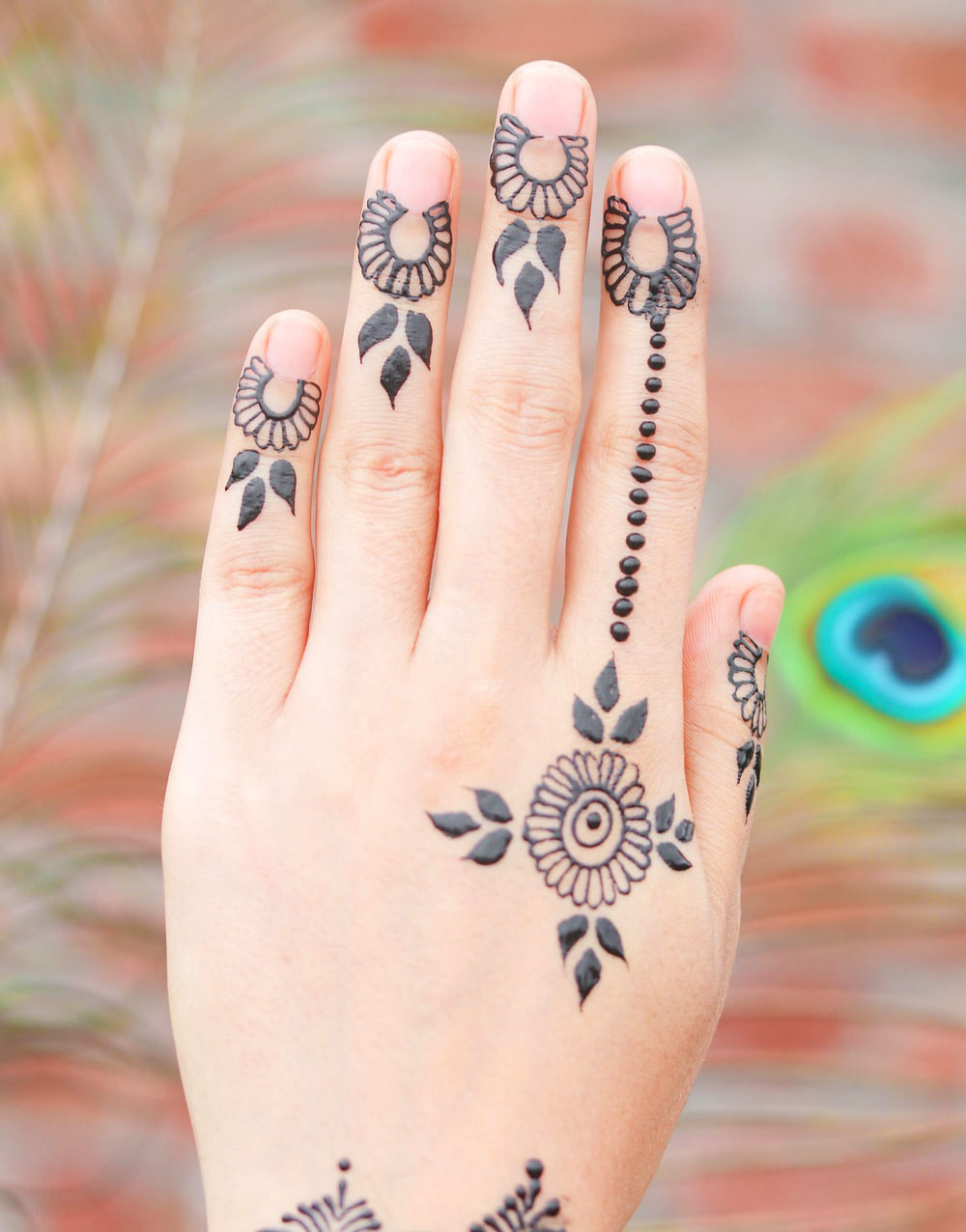 Nice Boys Mehndi Images photo for download