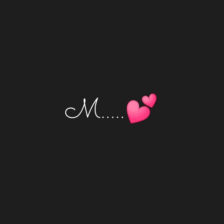 Nice M Name Dp Images photo