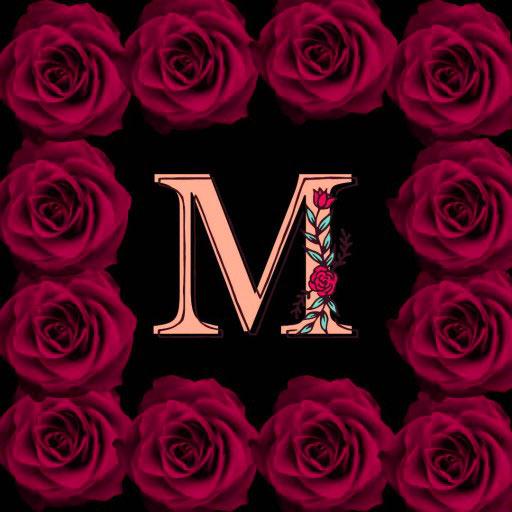 Nice M Name Dp Images wallpaper photo download hd
