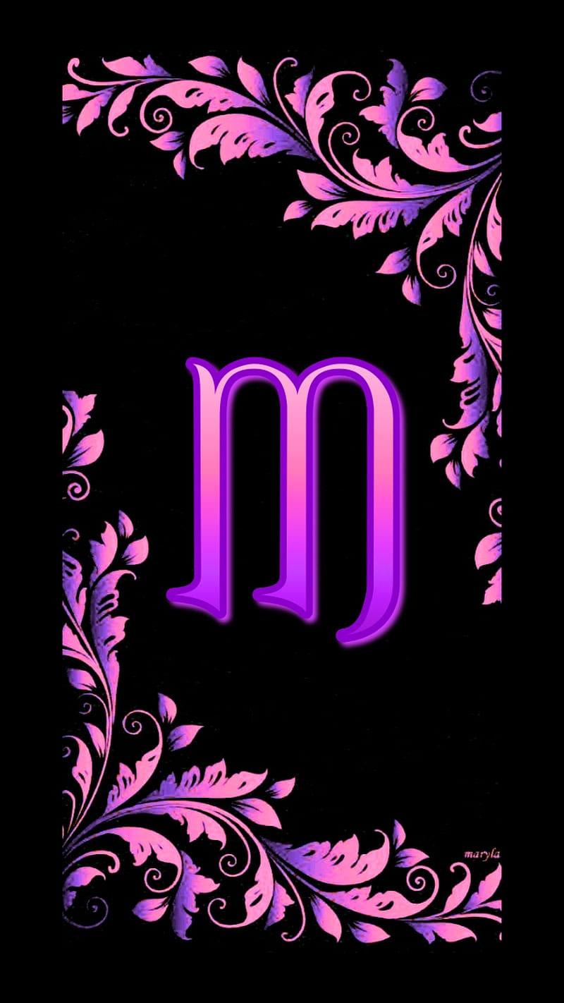 Nice M Name Dp Images