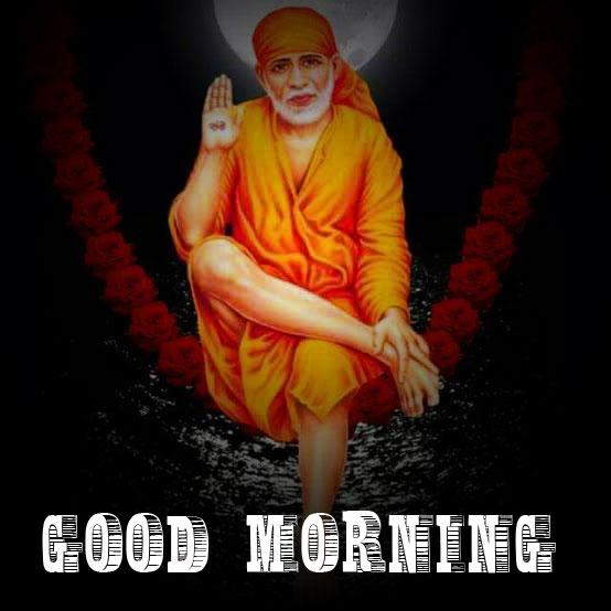Nice Sai Baba Good Morning Images photo 2021