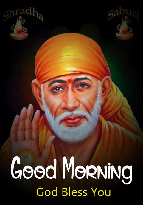 Nice Sai Baba Good Morning Images