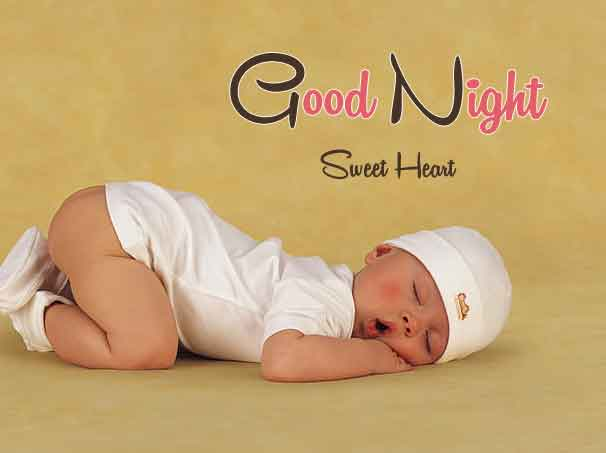 Quality Beautiful Cute Good Night Images
