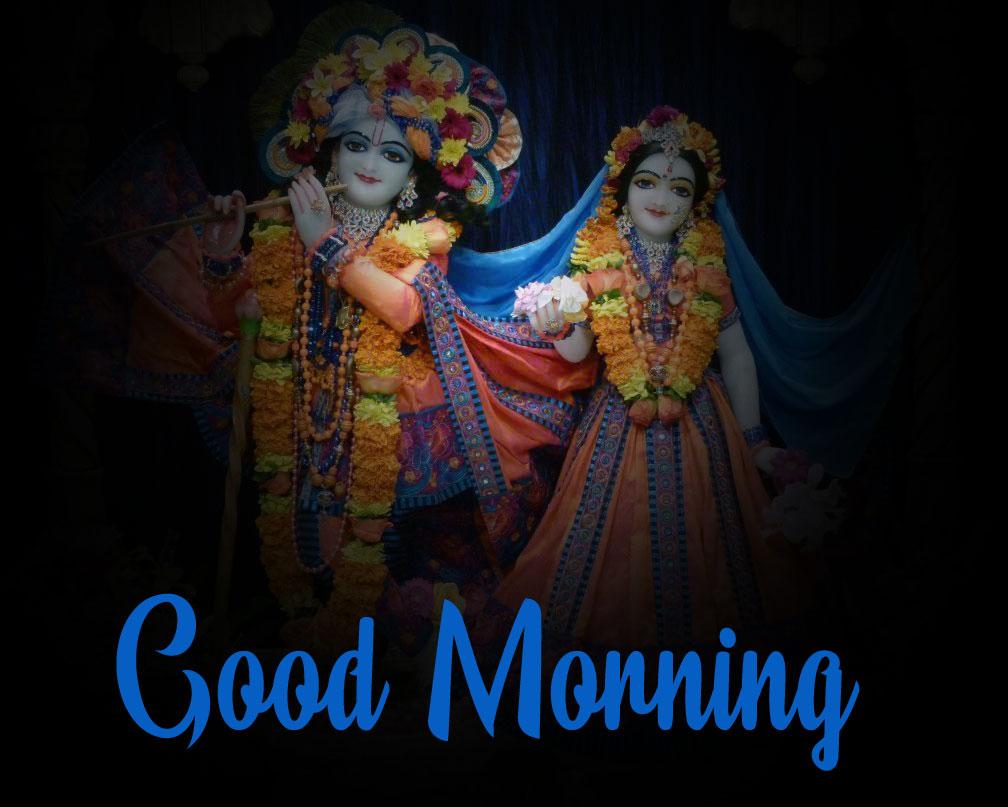 Radha Krishna Good Morning Images for whatsapp