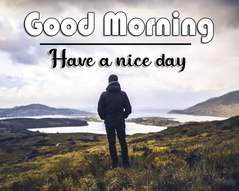 Sad Alone Boys good morning Whatsapp dp Images