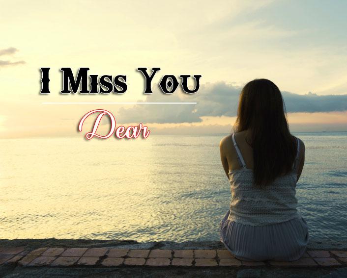 Sad Alone HD Girls I miss you Images