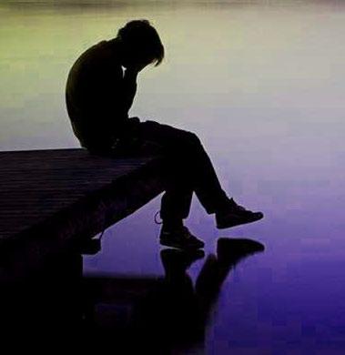 Sad Alone boy whatsapp dp photo Download