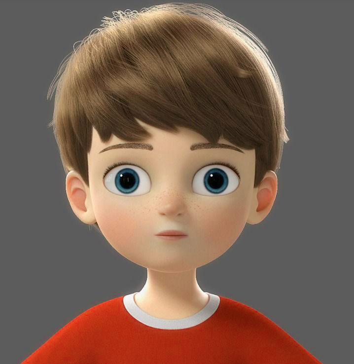 Sad Cartoon Dp Images photo for boy