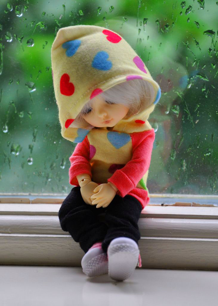 Sad Cartoon Dp Images photo for doll