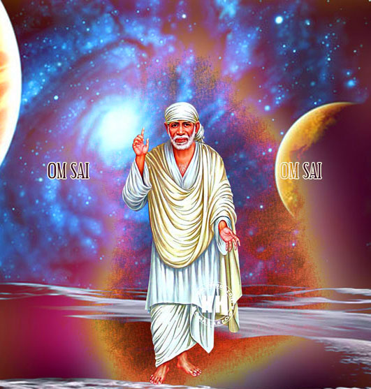 Sai Baba Blessing Images photo hd
