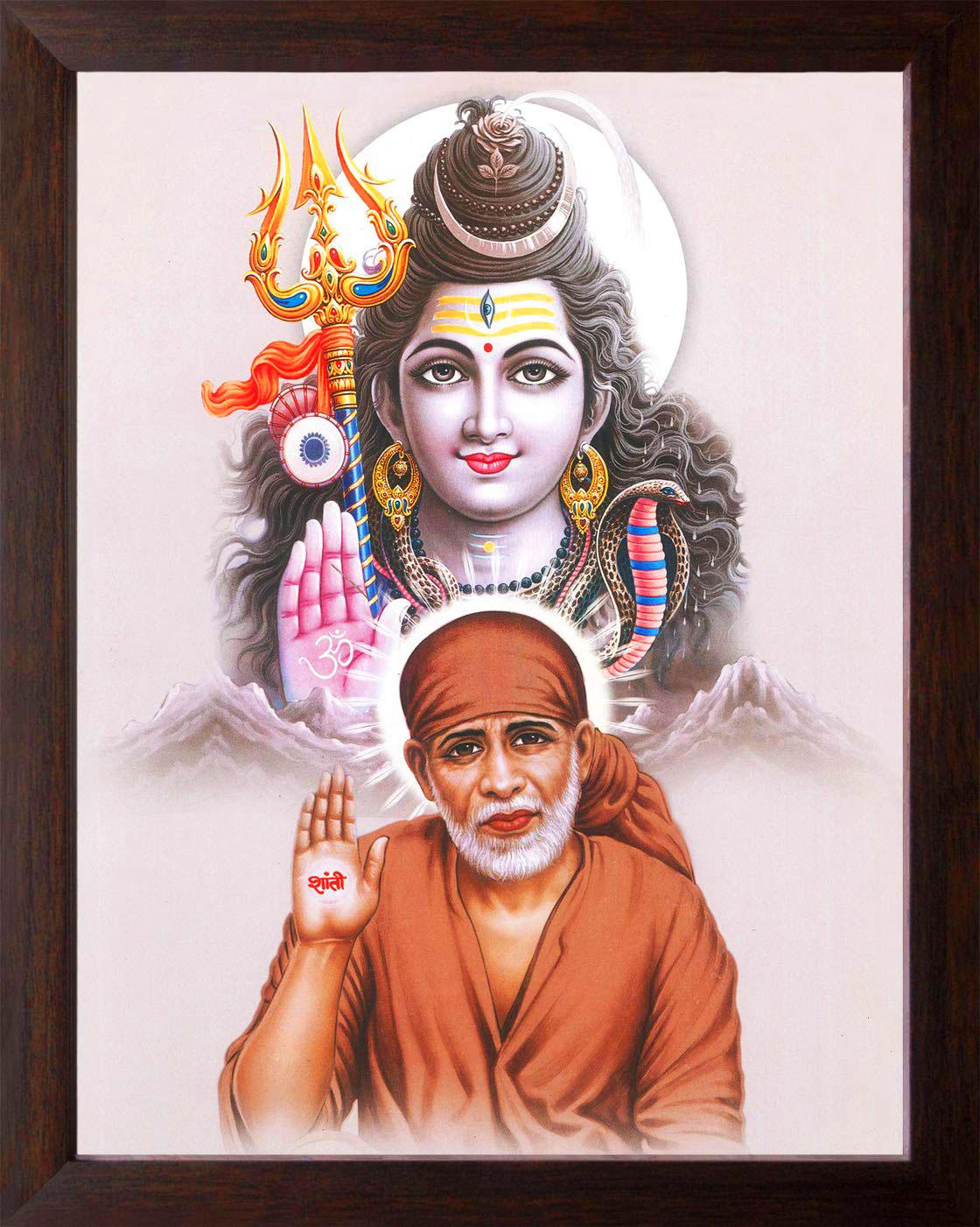 Sai Baba Blessing Images photo pics